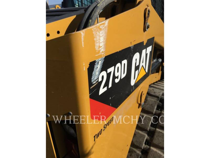 CATERPILLAR CHARGEURS TOUT TERRAIN 279D C3-H2 equipment  photo 4