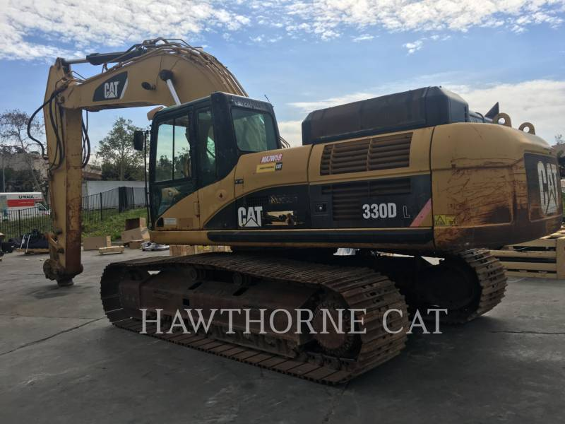 CATERPILLAR PELLES SUR CHAINES 330 D L equipment  photo 3