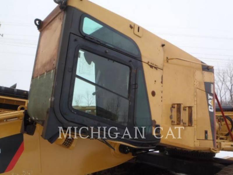 CATERPILLAR TRACK EXCAVATORS 345B MH equipment  photo 6