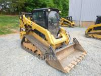CATERPILLAR TRACK LOADERS 259D CB equipment  photo 1