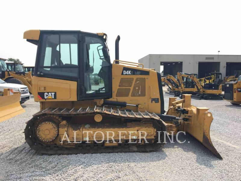 Caterpillar TRACTOARE CU ŞENILE D4K2LGP equipment  photo 6