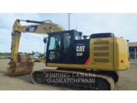 Equipment photo CATERPILLAR 323F TRACK EXCAVATORS 1