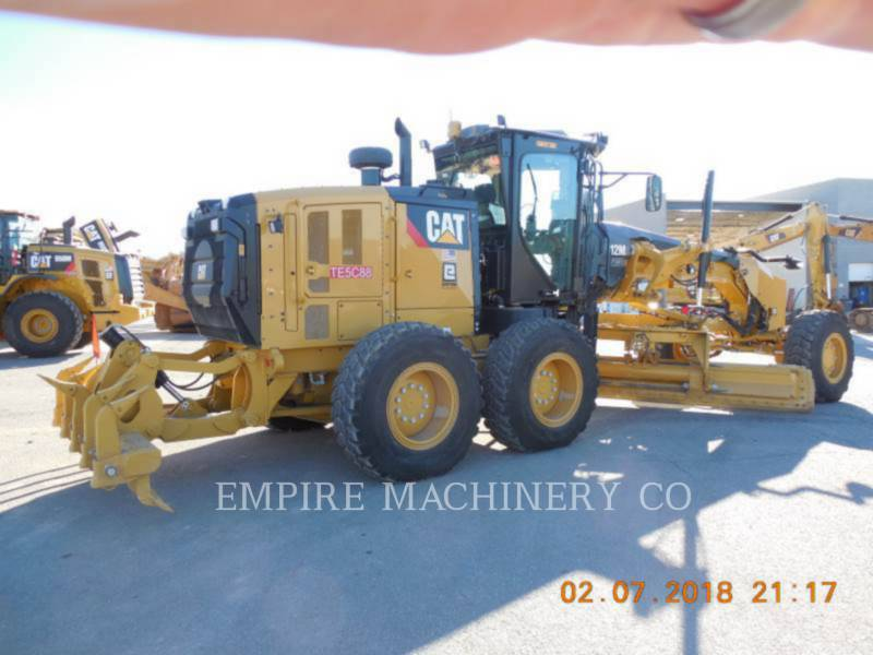CATERPILLAR RÓWNIARKI SAMOBIEŻNE 12M3 AWD equipment  photo 2