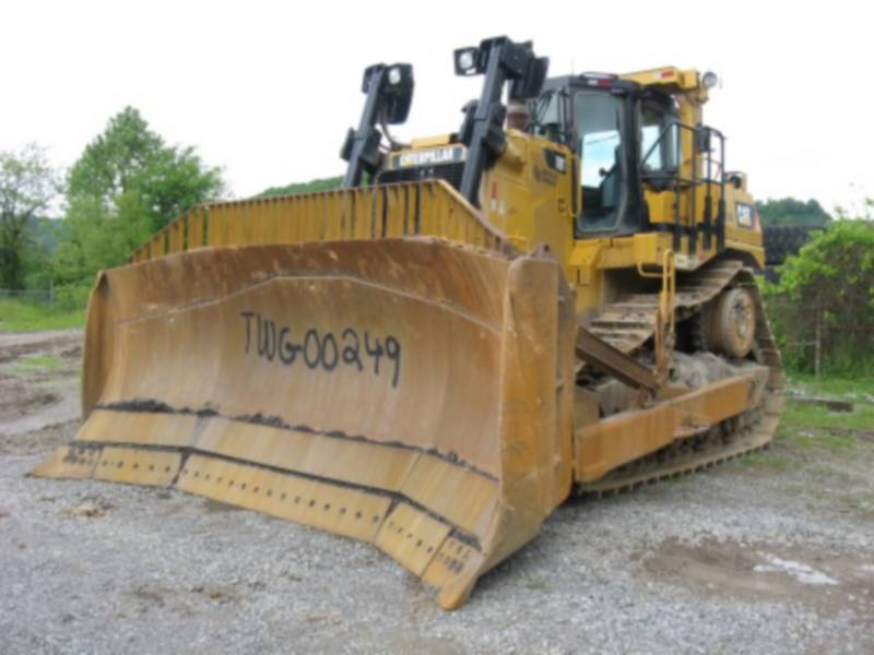 Caterpillar TRACTOARE CU ŞENILE D9T equipment  photo 1