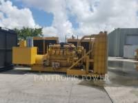 CATERPILLAR 固定式発電装置 3512B equipment  photo 2