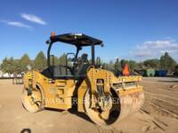 Equipment photo CATERPILLAR CB66B COMPACTEURS TANDEMS VIBRANTS 1