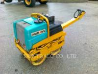 Equipment photo AMMANN-DUOMAT AR65 ROLO COMPACTADOR DE ASFALTO DUPLO TANDEM 1