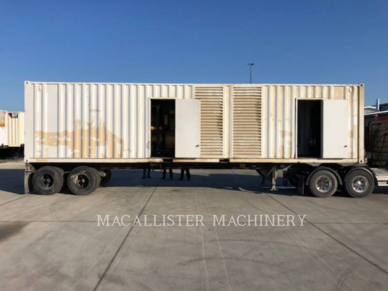 CATERPILLAR PORTABLE GENERATOR SETS C27 equipment  photo 1