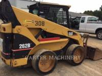 CATERPILLAR MINICARGADORAS 262B equipment  photo 3