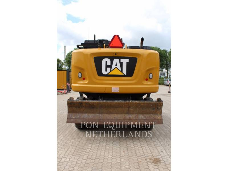 CATERPILLAR PELLES SUR PNEUS M 318 F equipment  photo 24