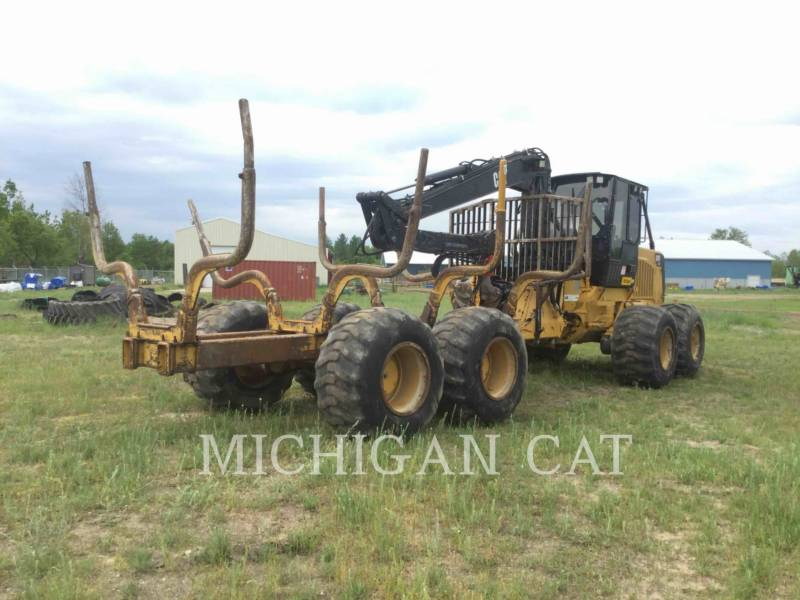 CATERPILLAR FOREST MACHINE 574 equipment  photo 4