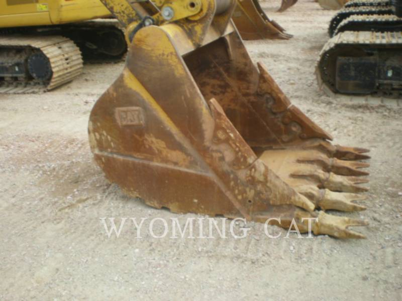 CATERPILLAR KETTEN-HYDRAULIKBAGGER 330DL equipment  photo 3