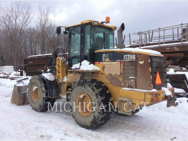 CATERPILLAR WHEEL LOADERS/INTEGRATED TOOLCARRIERS IT28G equipment  photo 3