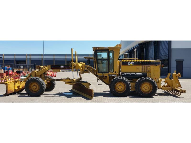 CATERPILLAR MOTOR GRADERS 12HNA equipment  photo 6