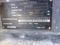 KOMATSU TRACK TYPE TRACTORS D65-WX equipment  photo 8