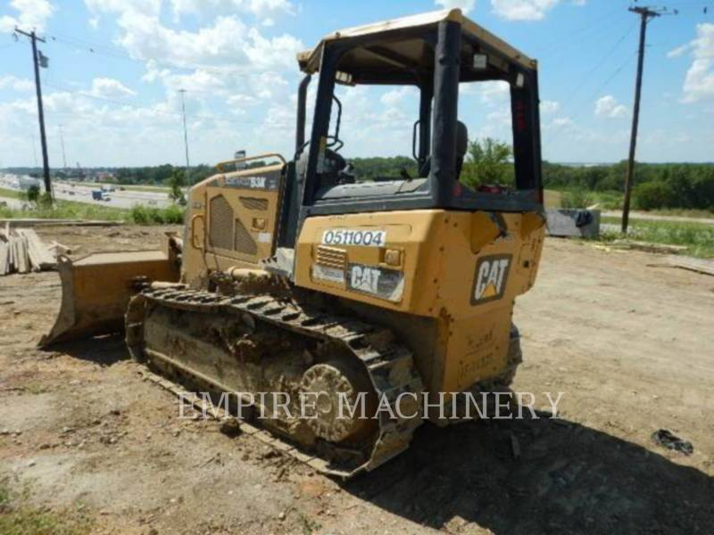 CATERPILLAR CIĄGNIKI GĄSIENICOWE D3KXL equipment  photo 3