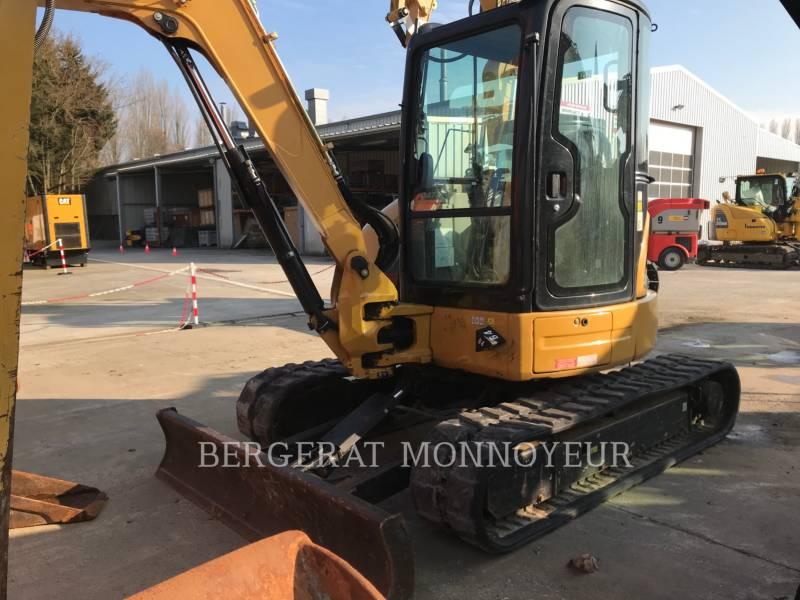 CATERPILLAR TRACK EXCAVATORS 305 D CR equipment  photo 4