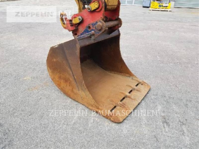 CATERPILLAR WHEEL EXCAVATORS M315D equipment  photo 17