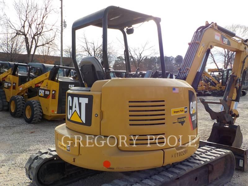 CATERPILLAR TRACK EXCAVATORS 305.5E CR equipment  photo 10