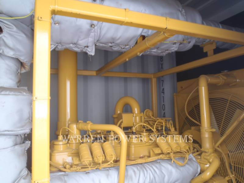 CATERPILLAR GROUPES ÉLECTROGÈNES STATIONNAIRES G3406NA NATURAL GAS equipment  photo 5
