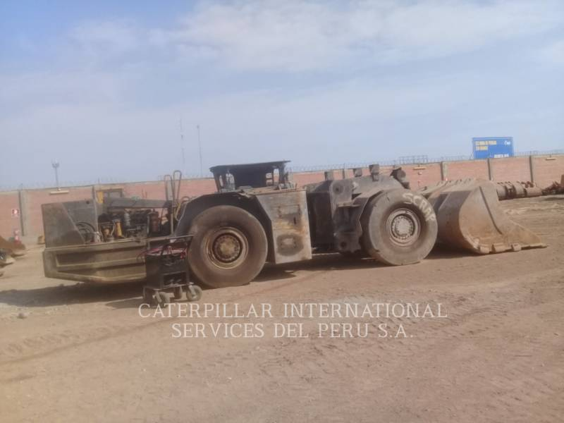 CATERPILLAR CARGADOR PARA MINERÍA SUBTERRÁNEA R 1600 H equipment  photo 3