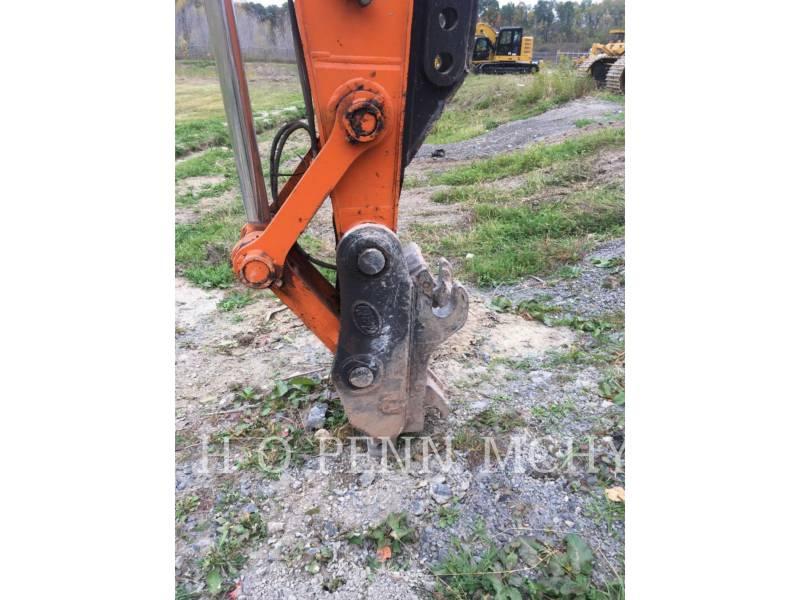 HITACHI PELLE MINIERE EN BUTTE ZX250LC-5 equipment  photo 9