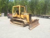 Equipment photo DEERE & CO. DER 450G TRACK TYPE TRACTORS 1
