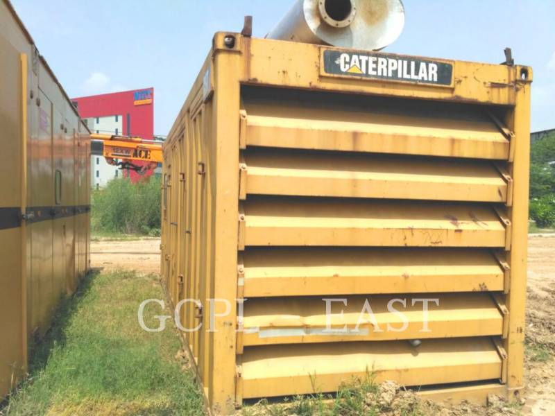 CATERPILLAR STATIONARY - DIESEL (OBS) 500 KVA equipment  photo 7