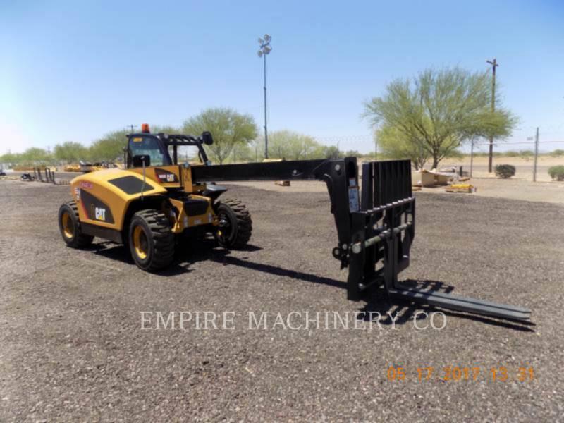 CATERPILLAR TELEHANDLER TH255C equipment  photo 1