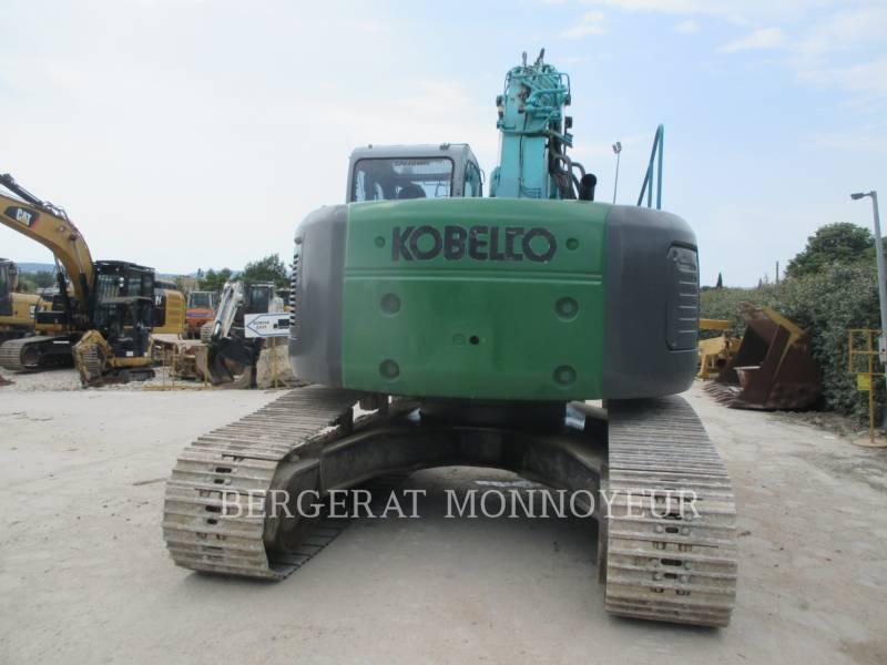 KOBELCO / KOBE STEEL LTD TRACK EXCAVATORS SK235 equipment  photo 6
