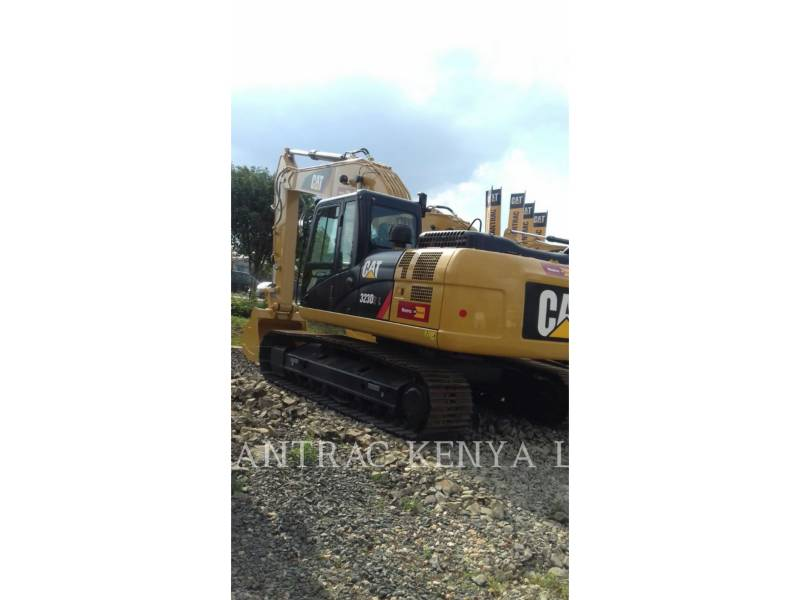 Caterpillar EXCAVATOARE PE ŞENILE 323 D2 L  equipment  photo 2