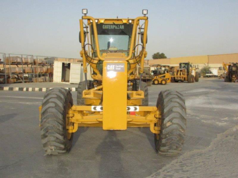 Caterpillar AUTOGREDERE 160K equipment  photo 8