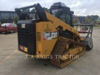CATERPILLAR SKID STEER LOADERS 299DX ALM equipment  photo 3