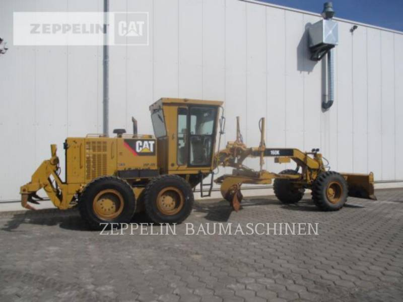 Caterpillar AUTOGREDERE 160K equipment  photo 6