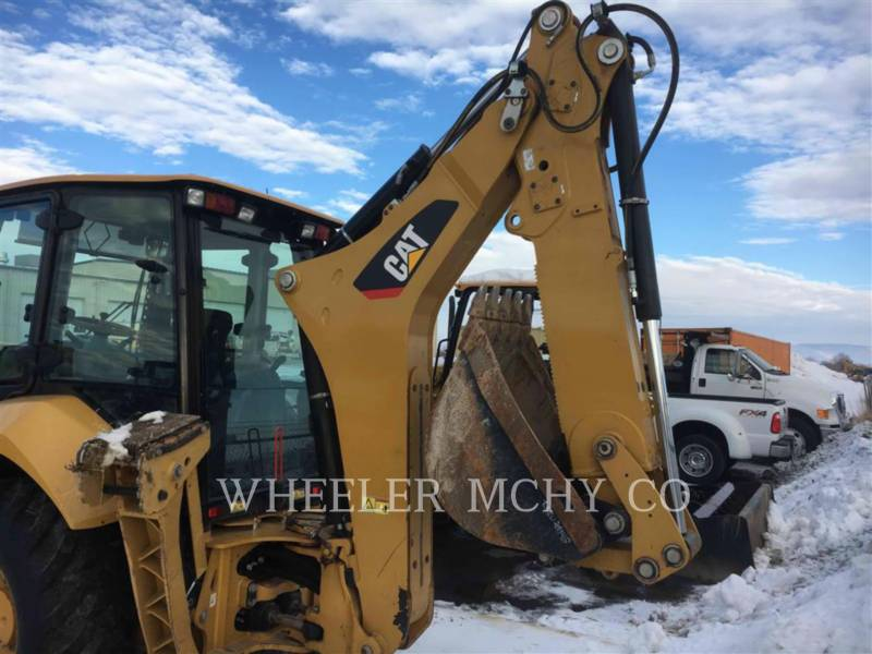 CATERPILLAR BACKHOE LOADERS 420F2 E equipment  photo 5