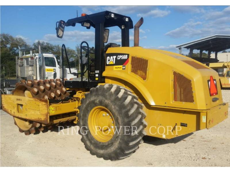 CATERPILLAR TANDEMOWY WALEC WIBRACYJNY DO ASFALTU (STAL-STAL) CP56B equipment  photo 3