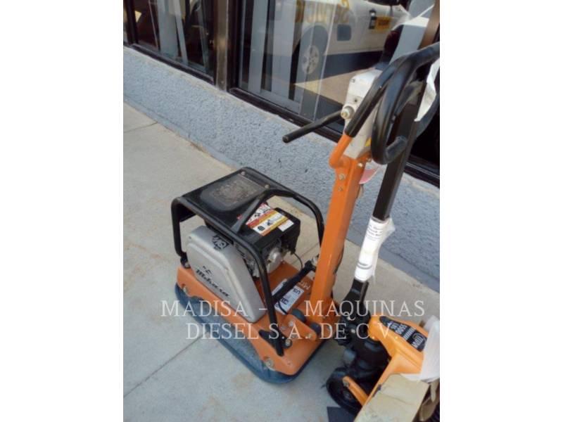 MULTIQUIP COMPATTATORI MVH150VGH equipment  photo 3