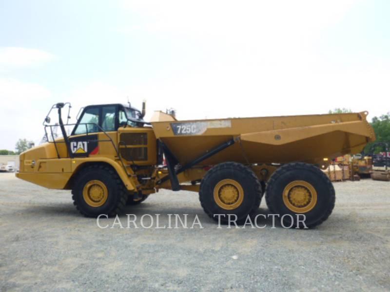Caterpillar CAMIOANE ARTICULATE 725C equipment  photo 5