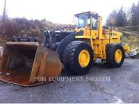 Equipment photo VOLVO CONSTRUCTION EQUIPMENT L330E PALE GOMMATE/PALE GOMMATE MULTIUSO 1