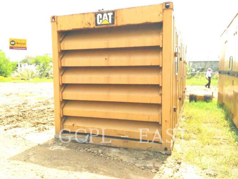 CATERPILLAR STATIONARY - DIESEL (OBS) 500 KVA equipment  photo 1