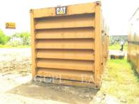 Equipment photo CATERPILLAR 500 KVA STATIONAIR - DIESEL (OBS) 1