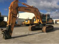HYUNDAI TRACK EXCAVATORS R380 equipment  photo 4