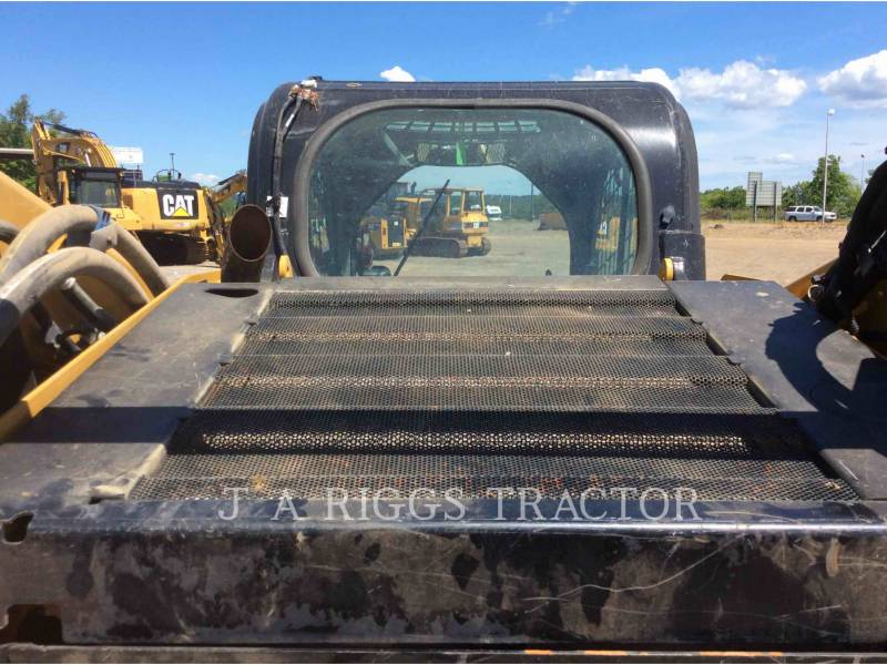 CATERPILLAR CARGADORES MULTITERRENO 289D AH equipment  photo 13