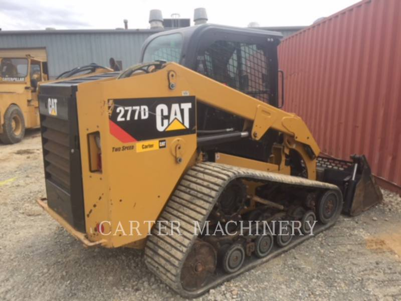 CATERPILLAR CARGADORES MULTITERRENO 277D AC equipment  photo 2