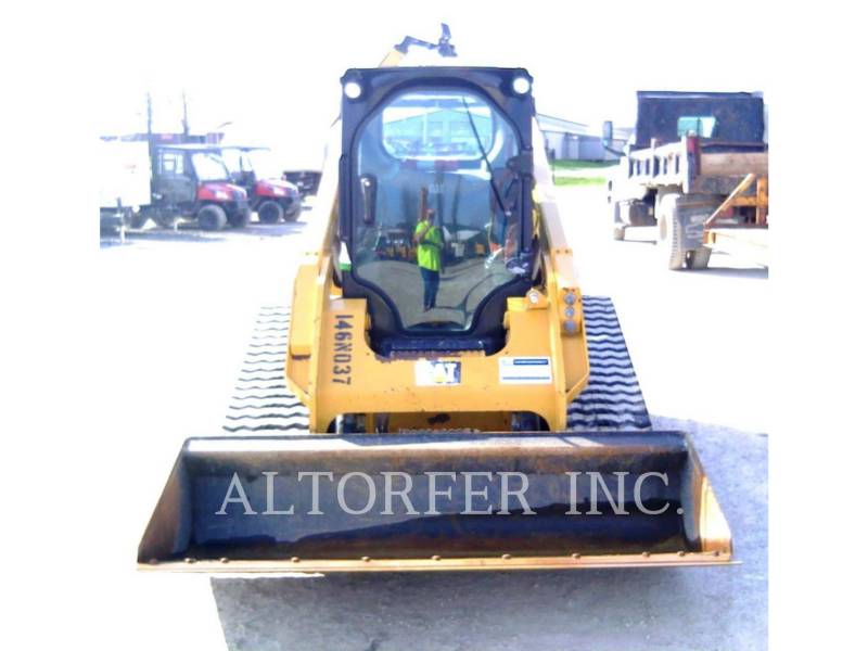 CATERPILLAR CHARGEURS TOUT TERRAIN 289D equipment  photo 2