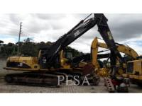 Equipment photo CATERPILLAR 320CL TRACK EXCAVATORS 1