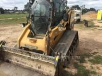 CATERPILLAR SKID STEER LOADERS 277C equipment  photo 4