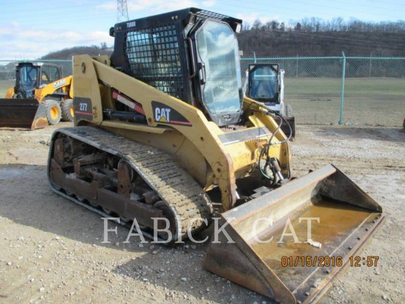 CATERPILLAR MULTI TERRAIN LOADERS 277 equipment  photo 2