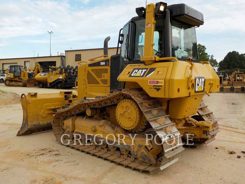 CATERPILLAR TRACK TYPE TRACTORS D6N XL C1 equipment  photo 9