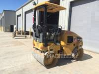 CATERPILLAR TANDEMVIBRATIONSWALZE, ASPHALT CB24B equipment  photo 2